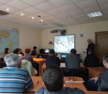 Візит лектора з Норвегії у рамках міжнародного проекту «Україна – Норвегія»