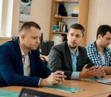 Відбулась перша робоча зустріч партнерів проєкту NET4SENERGY