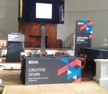 ІФНТУНГ активно розвиває проект «Creative Spark»