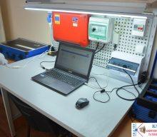 Дахова навчальна мережева сонячна електростанція