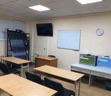 Нова навчальна лабораторія «Фізичних основ відновлюваної енергетики»