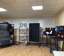 Нові повнорозмірні навчальні стенди від UTEM SOLAR