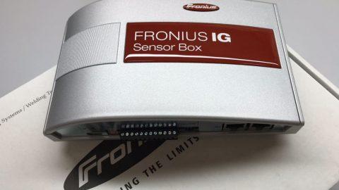 Cистема моніторингу метеопараметрів Fronius Sensor Box